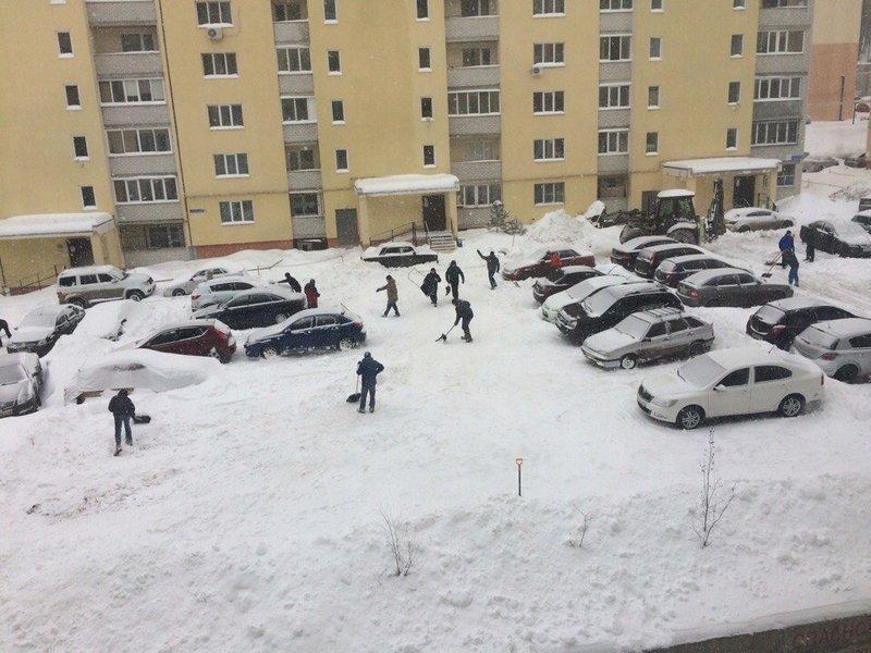 В ближайшие дни снегопадов в Саратове не будет, фото-1