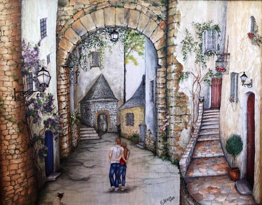 У Херсоні відкривається виставка художниці, роботи якої знаходяться в колекціях по всьому світу (фото), фото-2