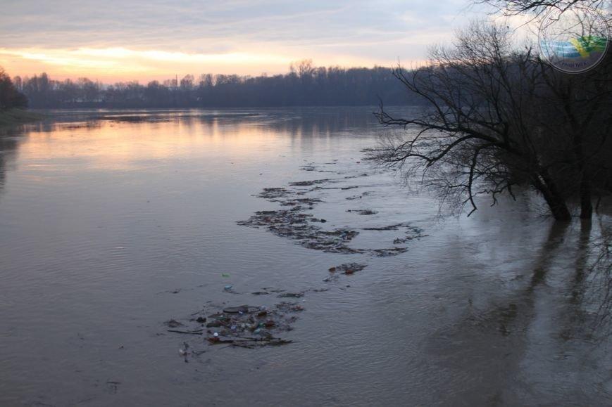 Вода в Тисі в районі міста Чоп може піднятися майже на 2 метри - ДСНС, фото-1