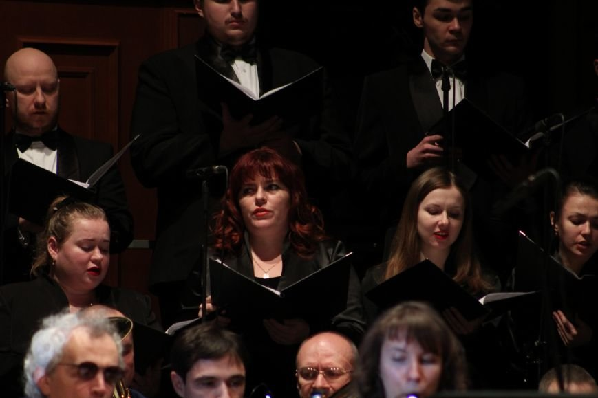 В Белгороде прошёл концерт памяти Валерия Халилова — фоторепортаж, фото-2