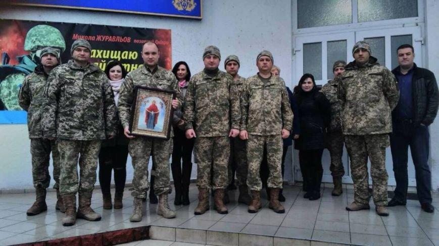 Військовий комісар Закарпаття отримав нового заступника: фото, фото-1