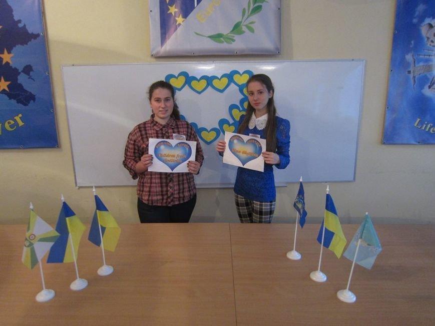 В Мелитополе запустили флешмоб в поддержку детей из Авдеевки, фото-5