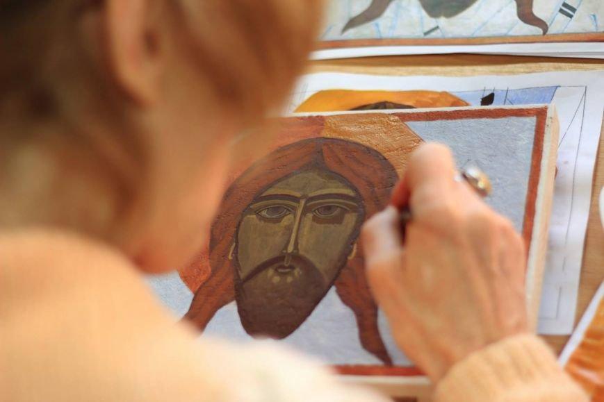 В Херсоне откроется выставка икон, написанных участниками проекта «Иконописец 2017» (фото), фото-2