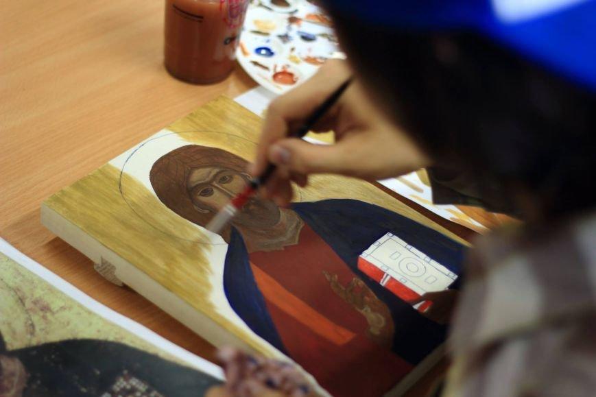 В Херсоне откроется выставка икон, написанных участниками проекта «Иконописец 2017» (фото), фото-1