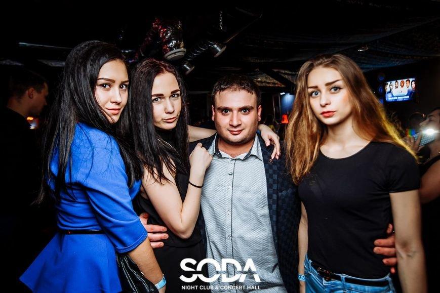 В Пскове 4 февраля состоялось открытие нового клуба SODA NIGHT CLUB & CONCERT HALL, фото-6