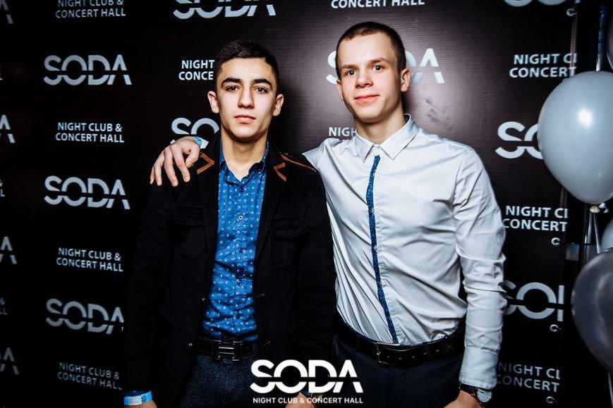В Пскове 4 февраля состоялось открытие нового клуба SODA NIGHT CLUB & CONCERT HALL, фото-1