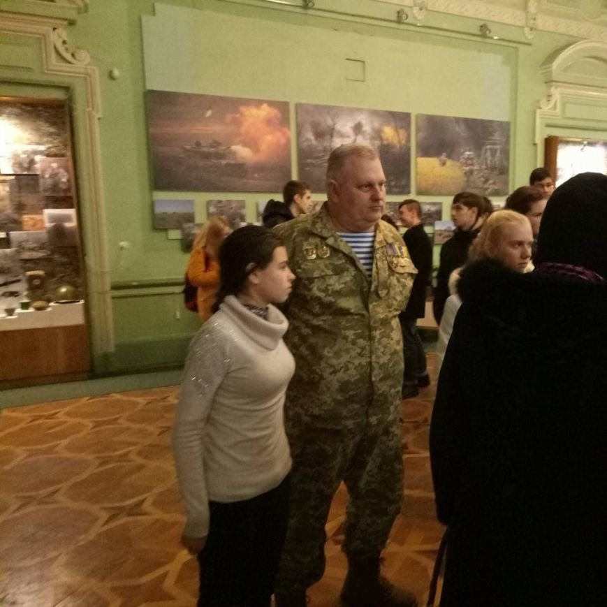 Херсонські військові залучають дітей до патріотичного виховання (фото), фото-1