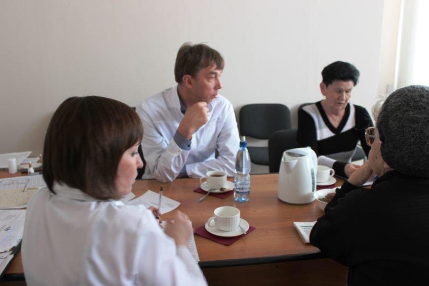 Общественный совет при ЦГБ собрался впервые в году, фото-2