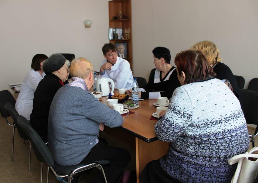 Общественный совет при ЦГБ собрался впервые в году, фото-1