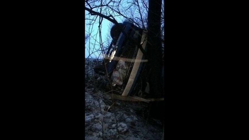 """На Рахівщині автобус """"Ясіня-Ужгород"""" зірвався з 15-метрового урвища - є постраждалі: фото, фото-4"""