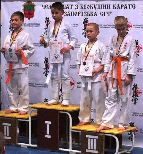 Каратисти з Херсонщини стали чемпіонами Запорізької області (фото), фото-3