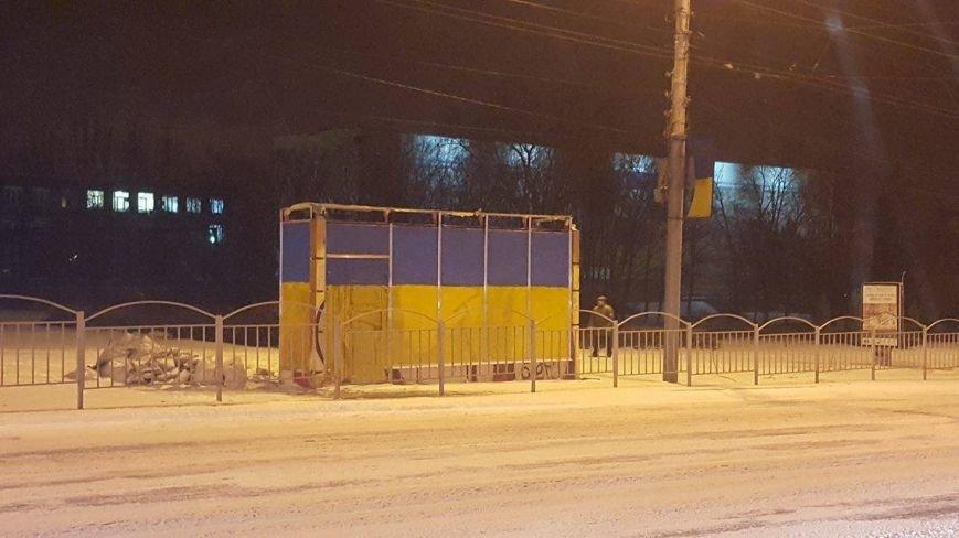 В центре Мариуполя  пал символ коррупции (ФОТО, ВИДЕО), фото-10