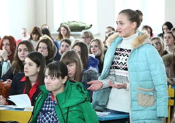 Начальник обласної поліції провів зустріч зі студентами, фото-1