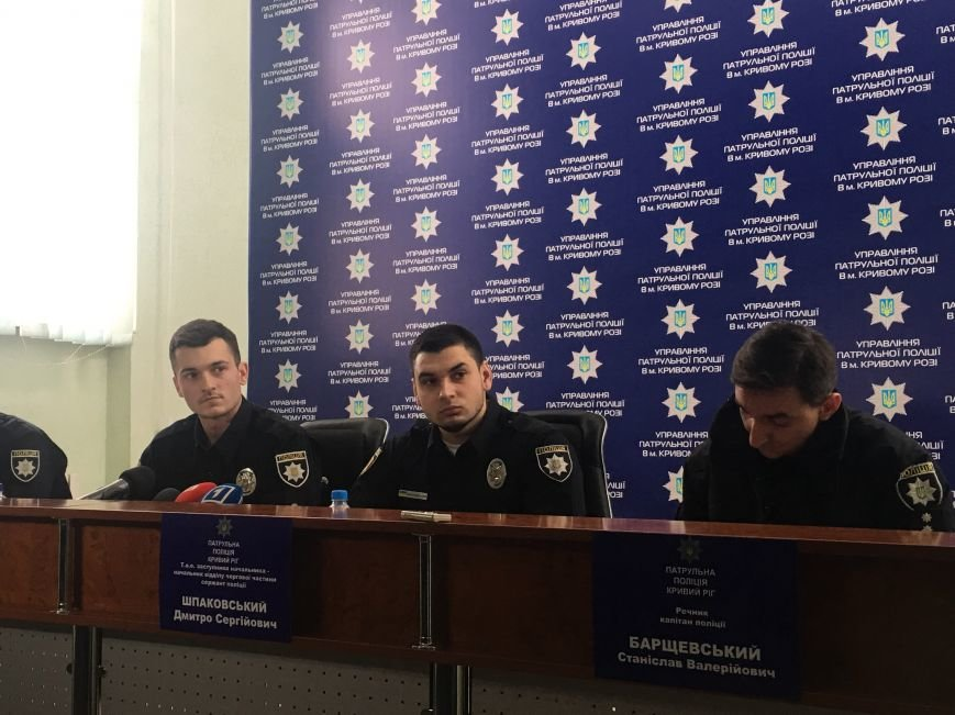 Новый начальник Патрульной полиции пообещал сделать Кривой Рог безопасным и комфортным для горожан (ФОТО), фото-8