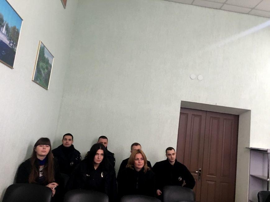 Новый начальник Патрульной полиции пообещал сделать Кривой Рог безопасным и комфортным для горожан (ФОТО), фото-3