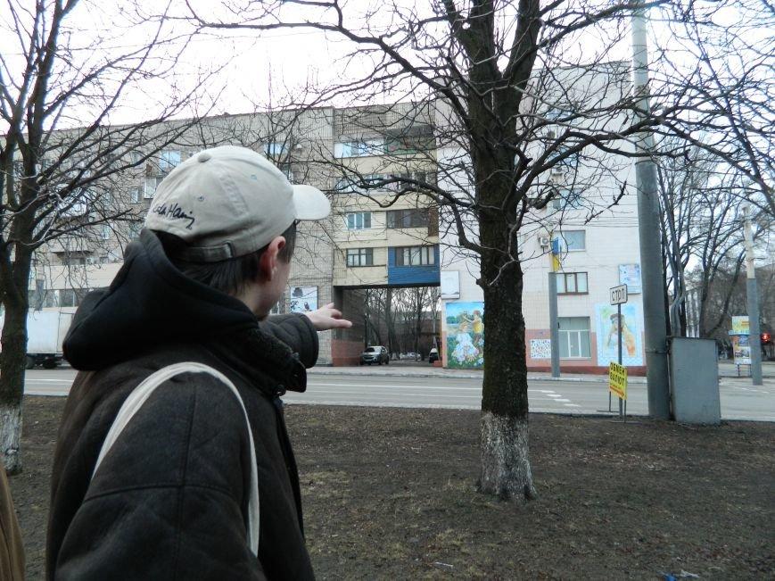 Киевские гости раскритиковали уличные картины Мариуполя (ФОТО), фото-2