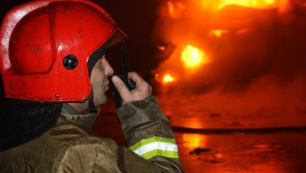 Сведения о пожарах в Саратове, фото-1