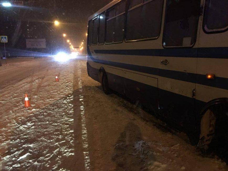 В Кривом Роге автобус сбил женщину прямо на пешеходном переходе (ФОТО), фото-4
