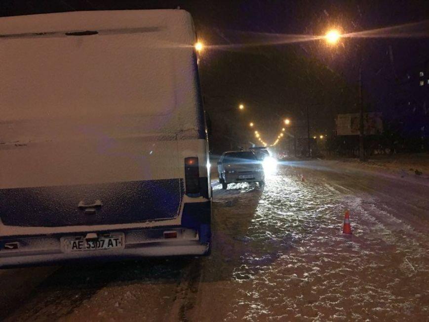 В Кривом Роге автобус сбил женщину прямо на пешеходном переходе (ФОТО), фото-10