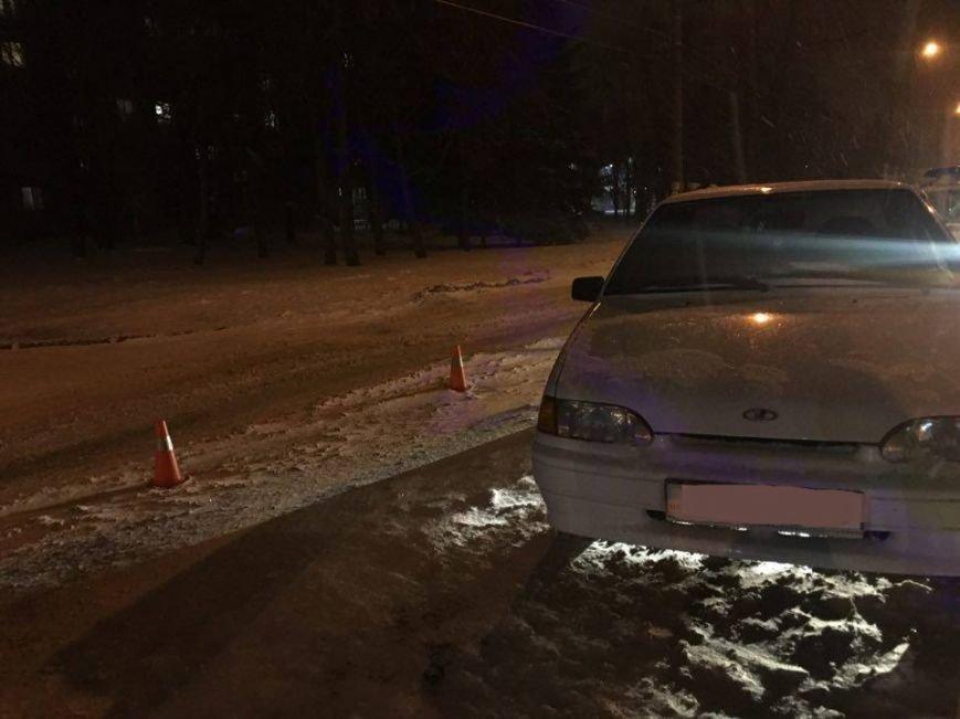 В Кривом Роге автобус сбил женщину прямо на пешеходном переходе (ФОТО), фото-6