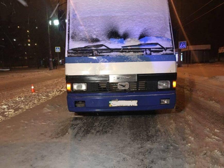 В Кривом Роге автобус сбил женщину прямо на пешеходном переходе (ФОТО), фото-7