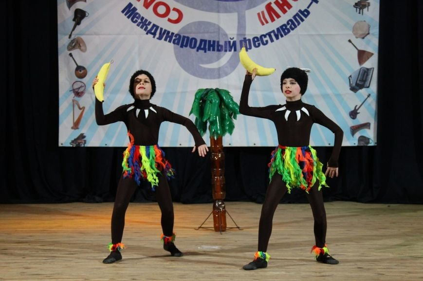 Мелитопольские грации покорили международный фестиваль, фото-2
