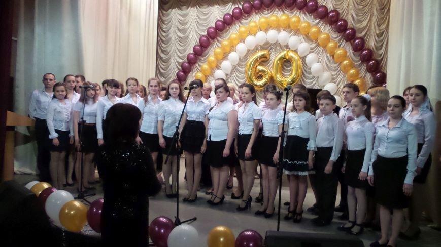 Старший хор школы рук. Ким З.И. конц. Коттель Е.Н.