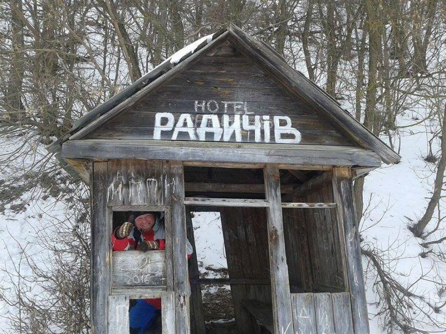 Черниговских школьников провели дорогами первобытных людей, фото-1