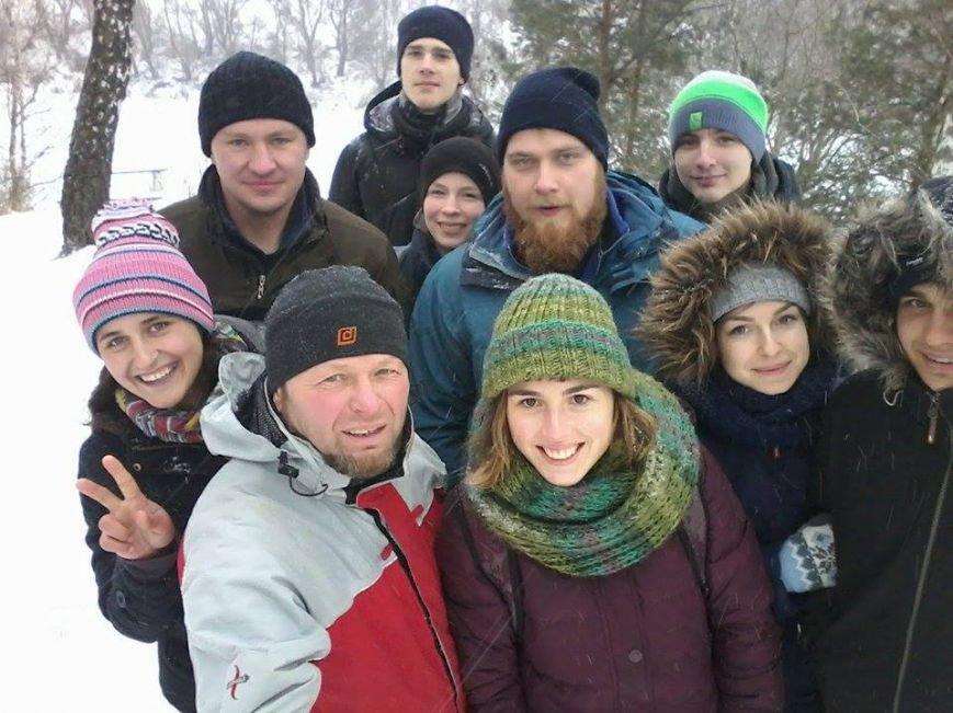 Черниговских школьников провели дорогами первобытных людей, фото-2