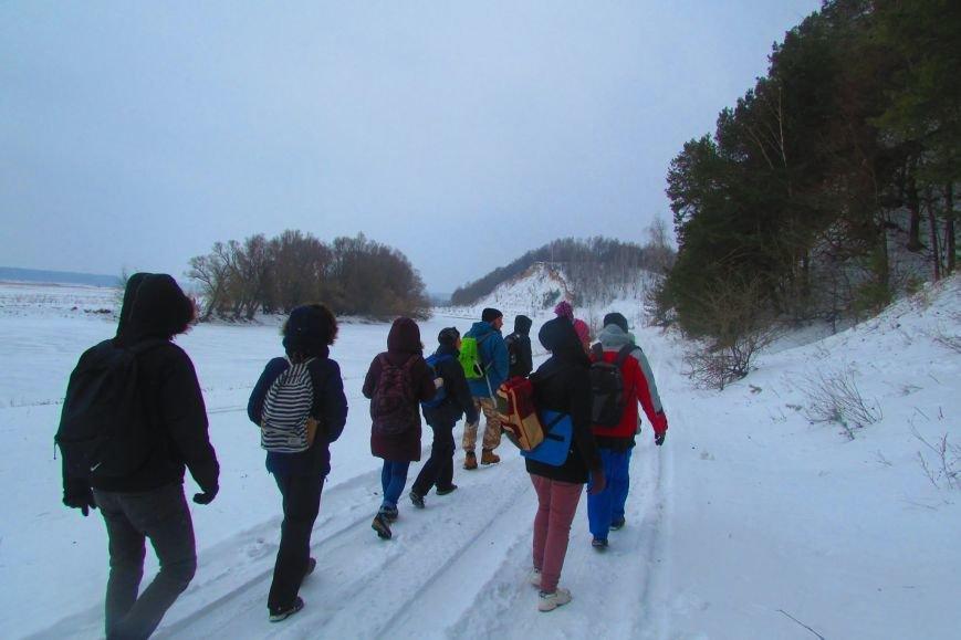 Черниговских школьников провели дорогами первобытных людей, фото-3