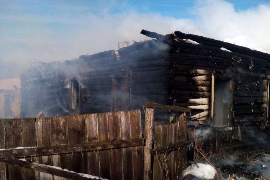 Пять пожаров за сутки произошло на Черниговщине из-за неисправности печного отпления, фото-2