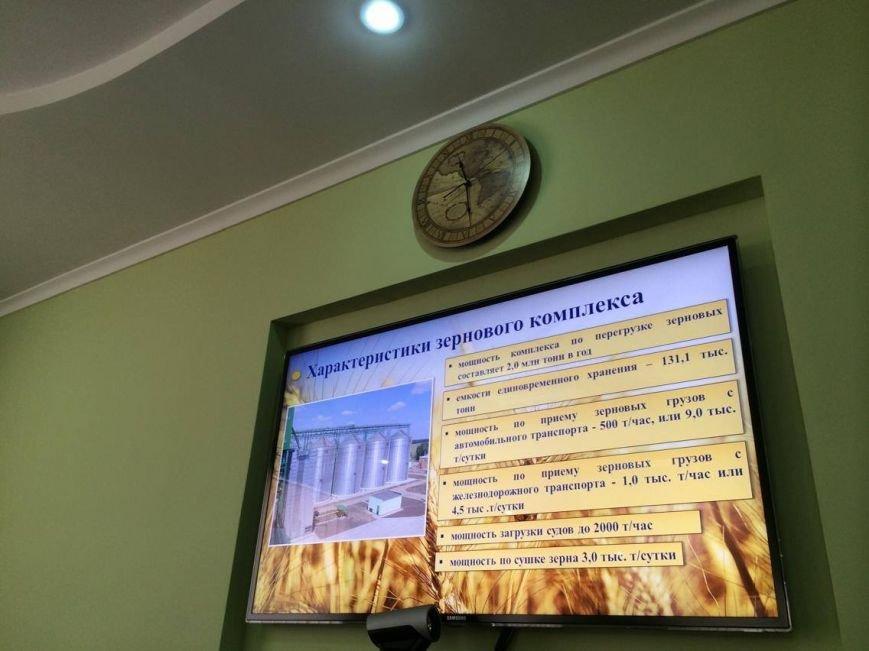 Мариупольский морской порт серьезно займется перевалкой зерна, подсолнечного масла и шрота  (ФОТО, ВИДЕО), фото-1
