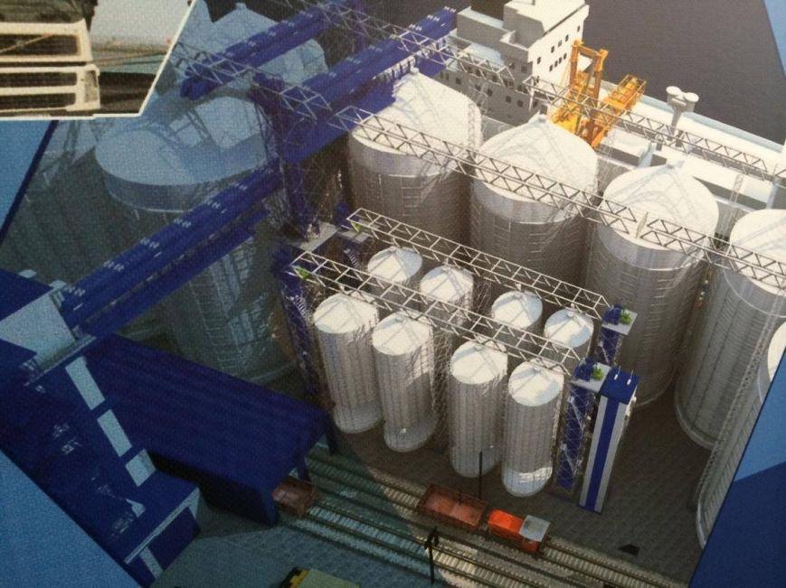 Мариупольский морской порт серьезно займется перевалкой зерна, подсолнечного масла и шрота  (ФОТО, ВИДЕО), фото-2