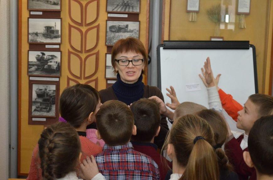 """Как мелитопольские школьники по музейным """"кочкам"""" гуляли, фото-4"""