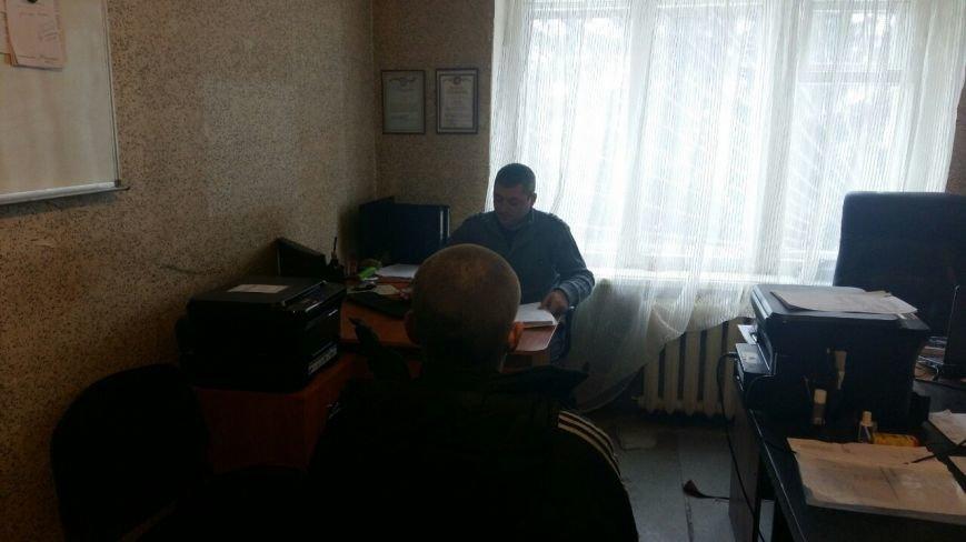 В Каменском наркоман грабил школы и квартиры, фото-1