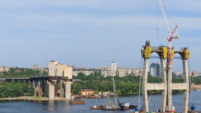 Мосты через Днепр