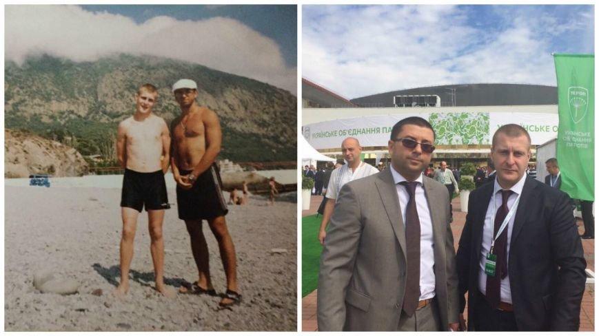 Прасол и Гришин - до и после