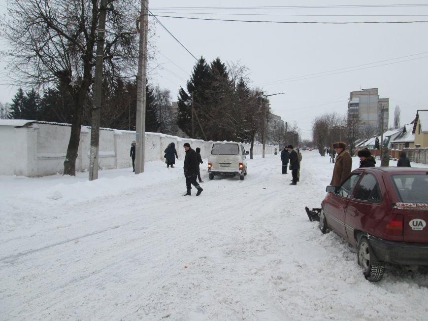 У Новограді-Волинському сталася дорожньо-транспортна пригода (ФОТО), фото-4