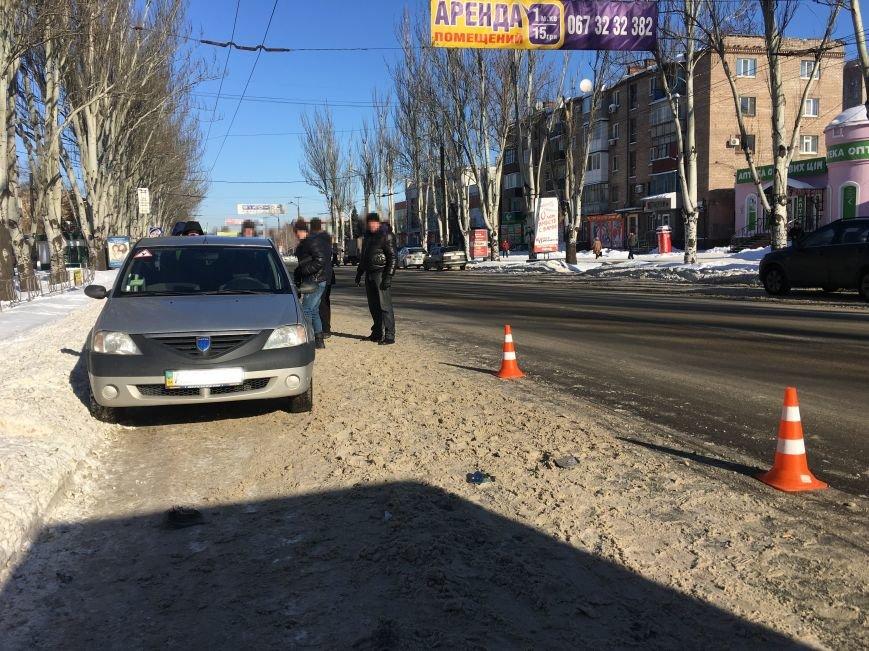 В центре Кривого Рога под колеса грузовика попал криворожанин, пьющий кофе (ФОТО), фото-1