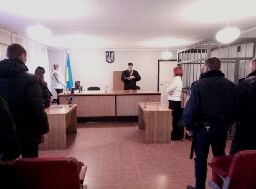 Евгения Понырко, проломившего голову криворожскому полицейскому, признали виновным, но выпустили на свободу (ФОТО), фото-2