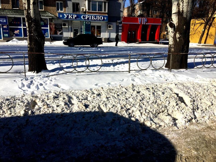 В центре Кривого Рога под колеса грузовика попал криворожанин, пьющий кофе (ФОТО), фото-5