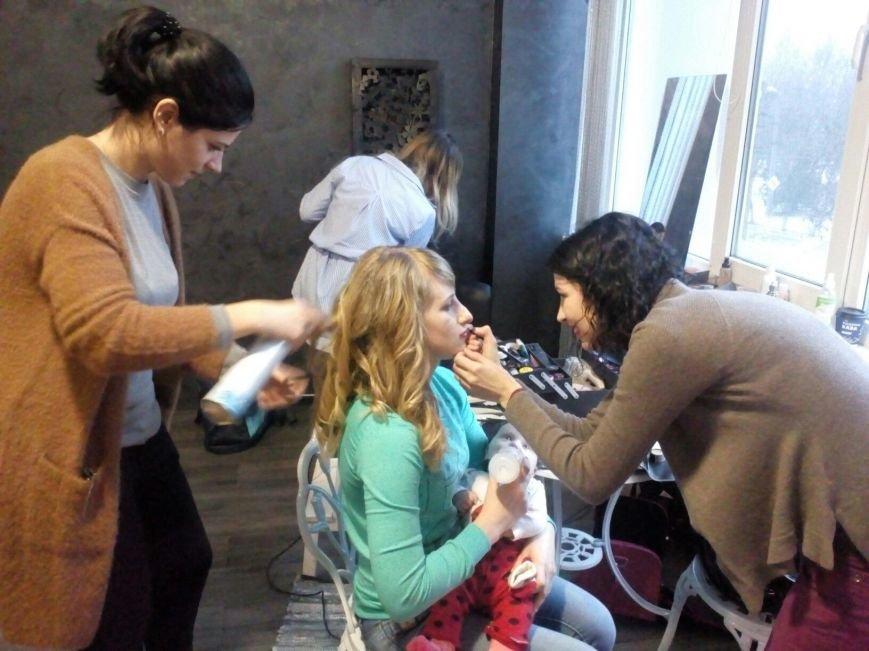 На лечение онкобольной девочки херсонцы собрали 7 тыс. гривен (фото), фото-1
