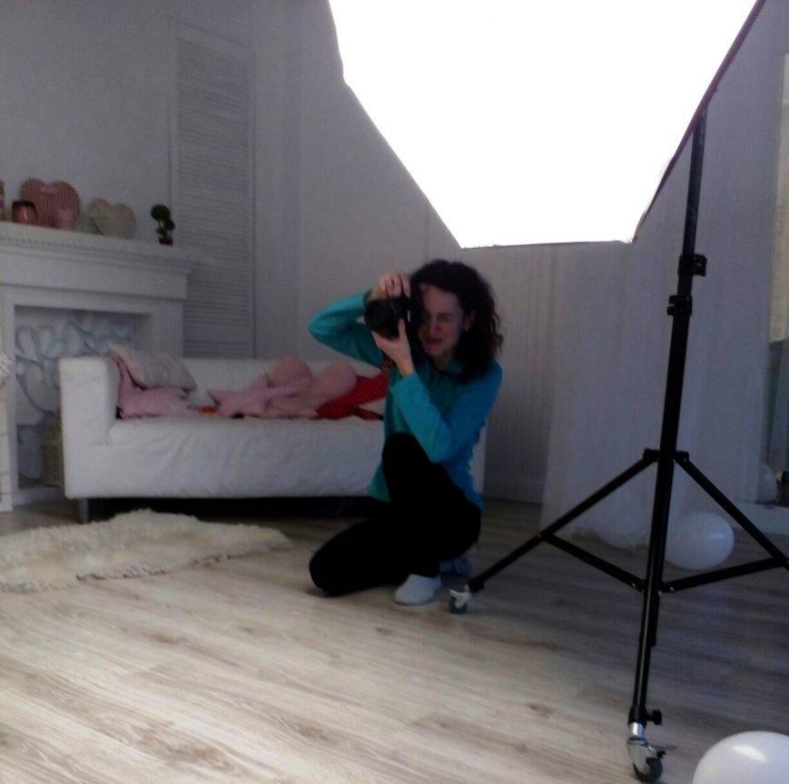 На лечение онкобольной девочки херсонцы собрали 7 тыс. гривен (фото), фото-2