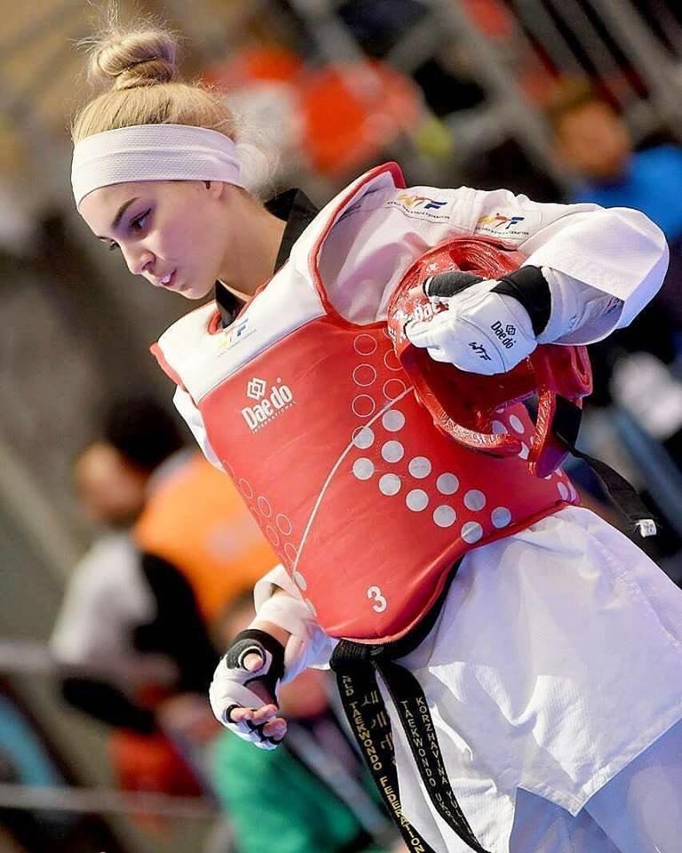 Каменчанка Юлиана Коржавина завоевала «золото» на чемпионате Европы, фото-1
