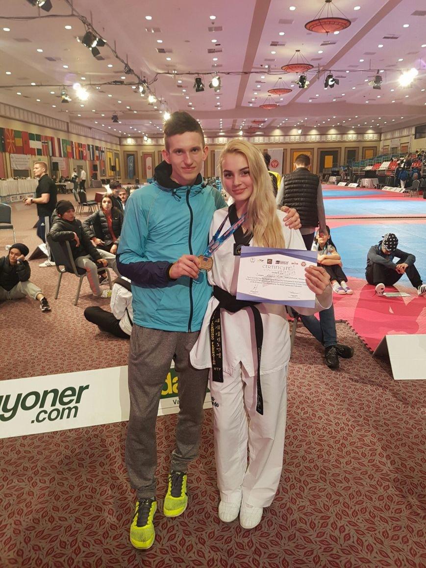Каменчанка Юлиана Коржавина завоевала «золото» на чемпионате Европы, фото-2