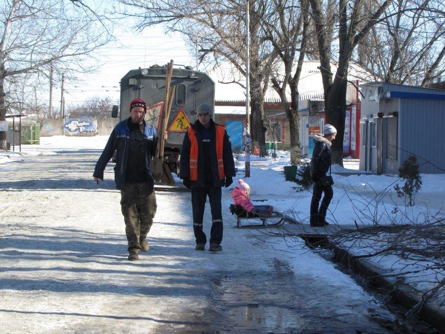 Ликвидация аварии водопровода в авиагородке обошлась более, чем в 3 тыс. грн., фото-2