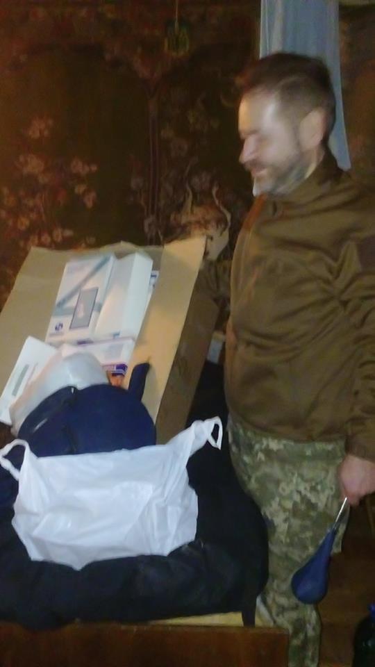 Херсонские волонтеры помогли 7 подразделениям в зоне АТО (фото), фото-2