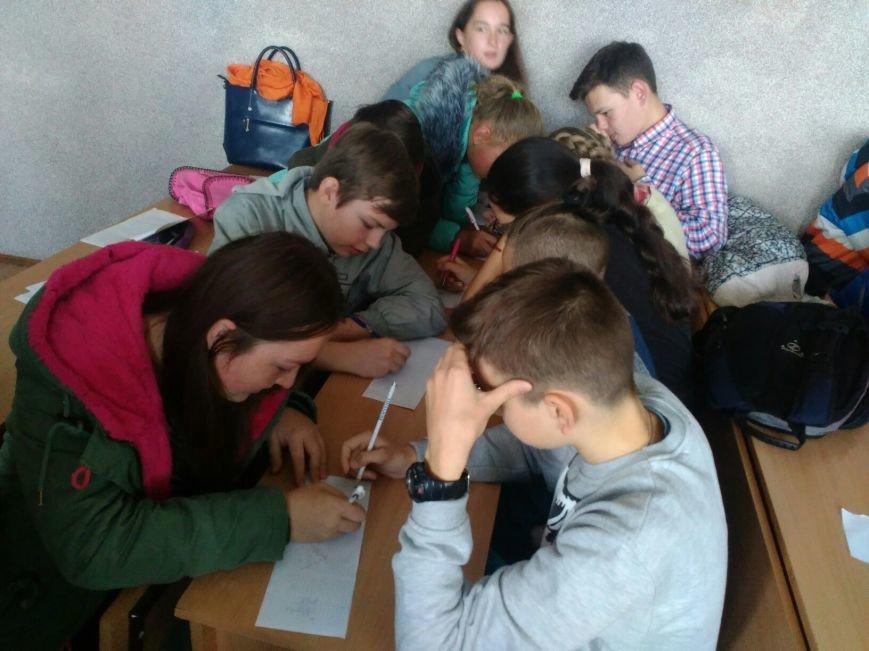 Для учнів організовано масштабний інтелектуальний фестиваль, фото-4