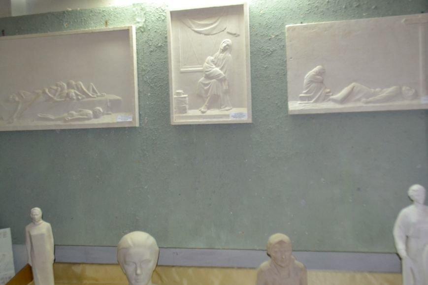 В Кривом Роге открылась выставка работ Александра Васякина (ФОТО), фото-6