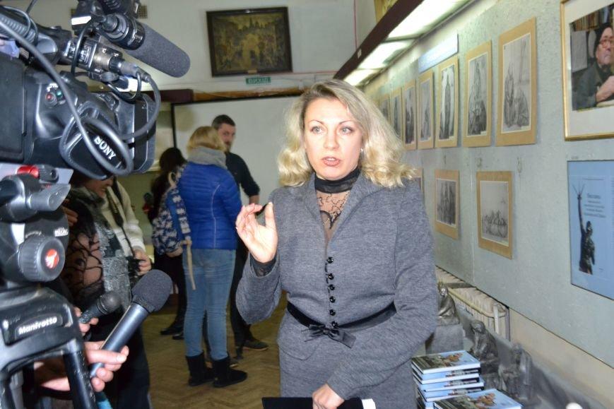 В Кривом Роге открылась выставка работ Александра Васякина (ФОТО), фото-7